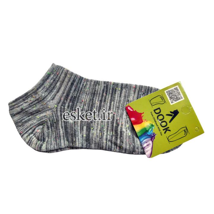 جوراب نخی زنانه دوک کد SS_t