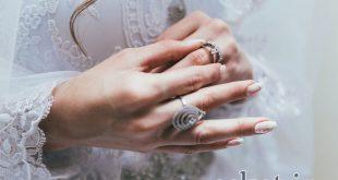 انگشتر نقره زنانه زیبا