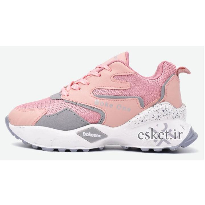 کفش مخصوص پیاده روی زنانه پارمیس کد JA6010 - کفش ورزشی زنانه زیبا