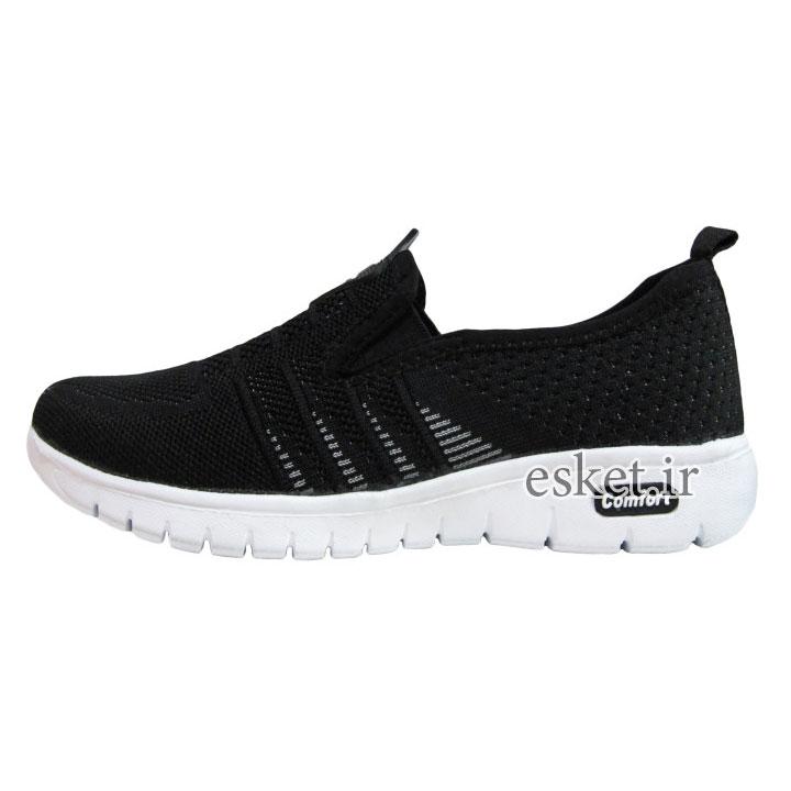 کفش مخصوص پیاده روی زنانه آلبرتینی مدل پریا کد 01 - کفش ورزشی زنانه زیبا