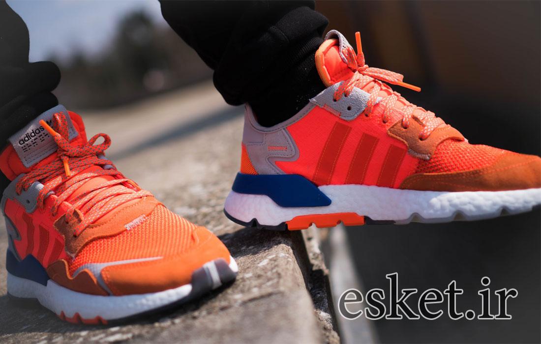 کفش ورزشی زنانه زیبا