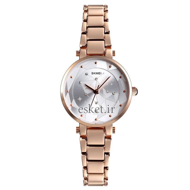 ساعت مچی زنانه زیبا اسکمی مدل 1411