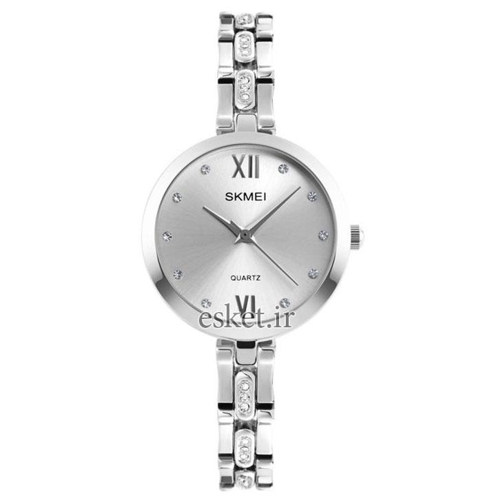 ساعت مچی زنانه زیبا اسکمی مدل 1225 کد 02