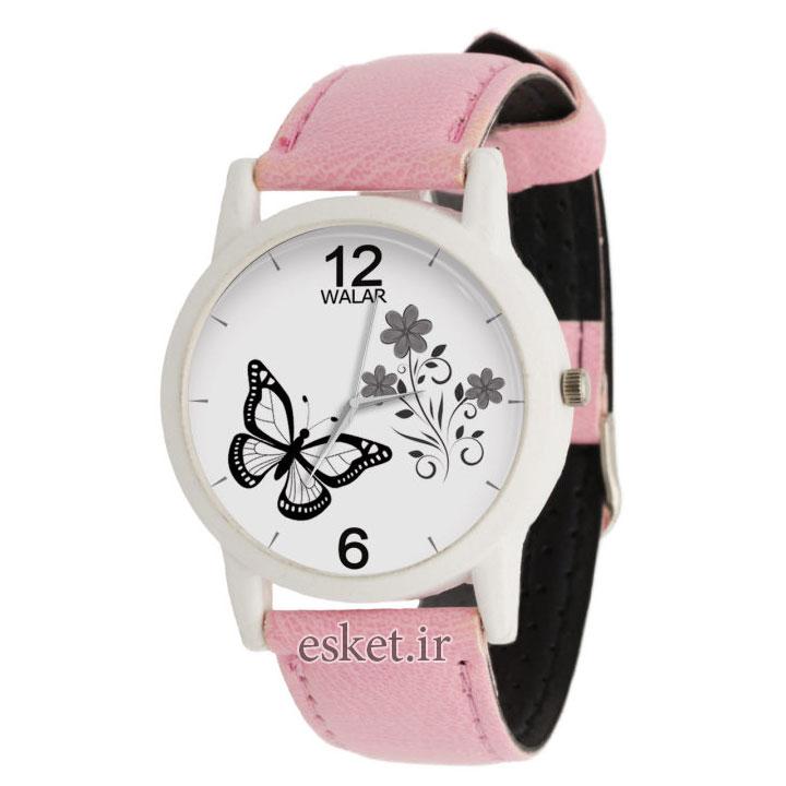 ساعت مچی زنانه زیبا والار کد LF1780