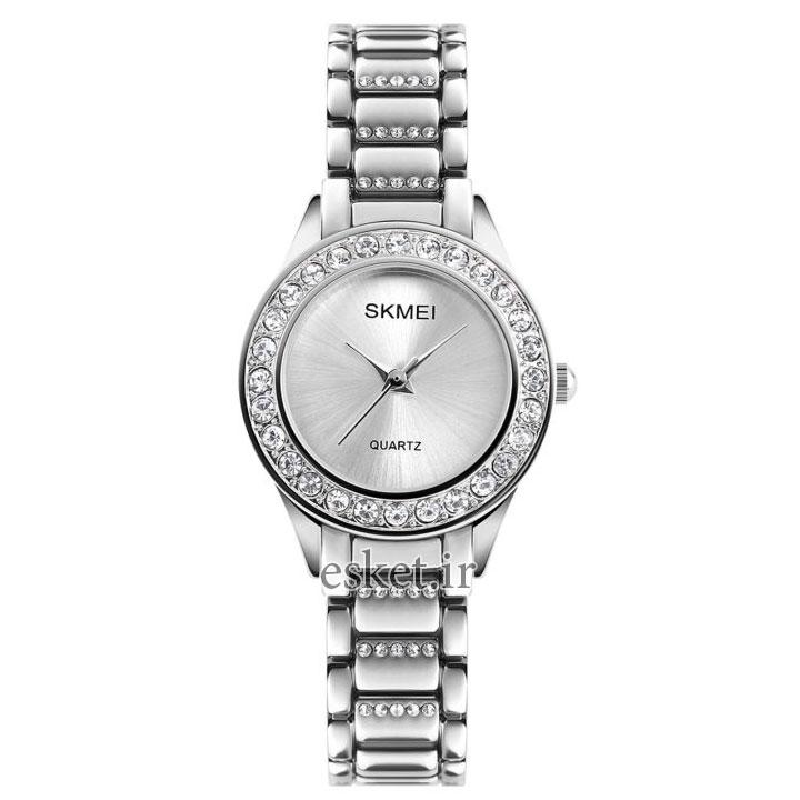 ساعت مچی زنانه زیبا اسکمی مدل 1262 کد 02