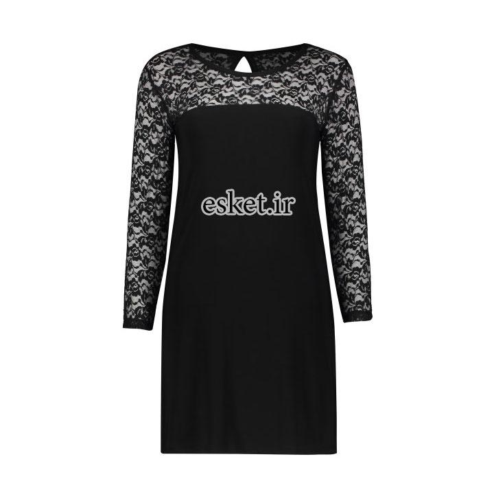 پیراهن مجلسی زنانه ارزان کد 3000-3281