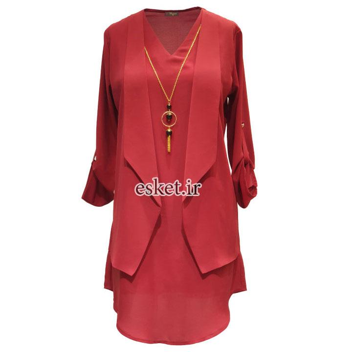 پیراهن مجلسی زنانه ارزان 3364parRG