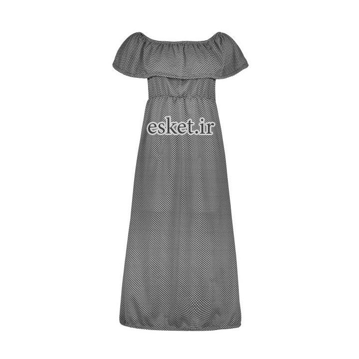 پیراهن مجلسی زنانه ارزان کد 3016-1068