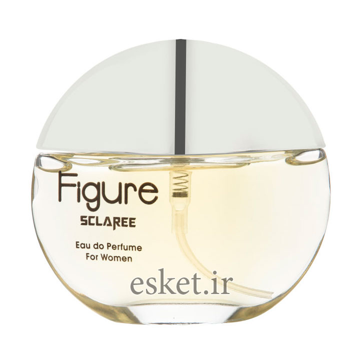 عطر زنانه خوشبو و ماندگار اسکلاره مدل Figure حجم 55 میلی لیتر