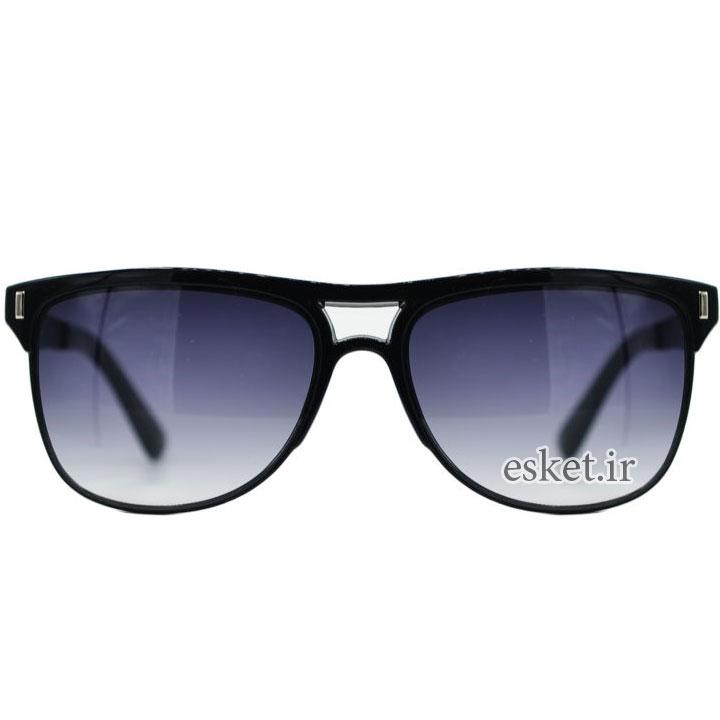 عینک آفتابی زنانه شیک و جدید مدل jl80631_blk