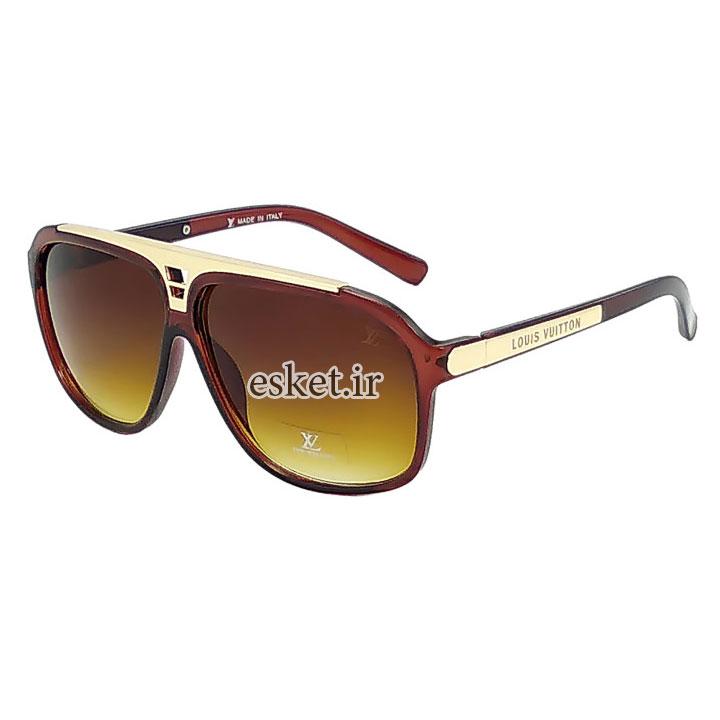 عینک آفتابی زنانه شیک و جدید کد S44-02128 غیر اصل