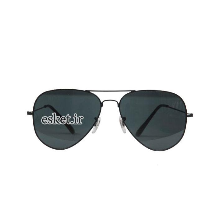 عینک آفتابی زنانه شیک و جدید شیشه ای UV 400مدل 8668 Opposed Shine