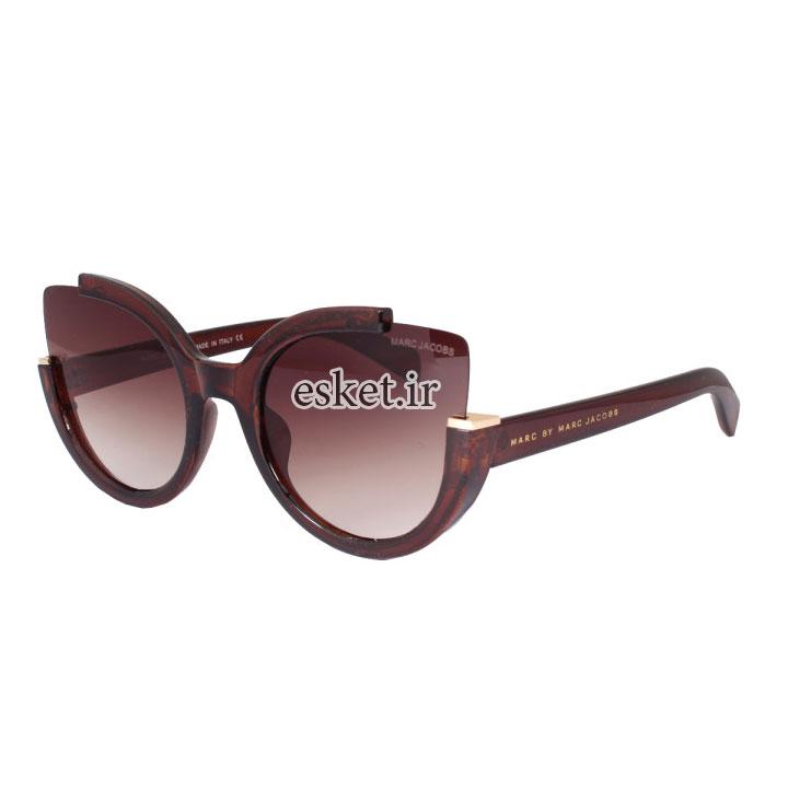 عینک آفتابی زنانه شیک و جدید مدل 3018 غیر اصل
