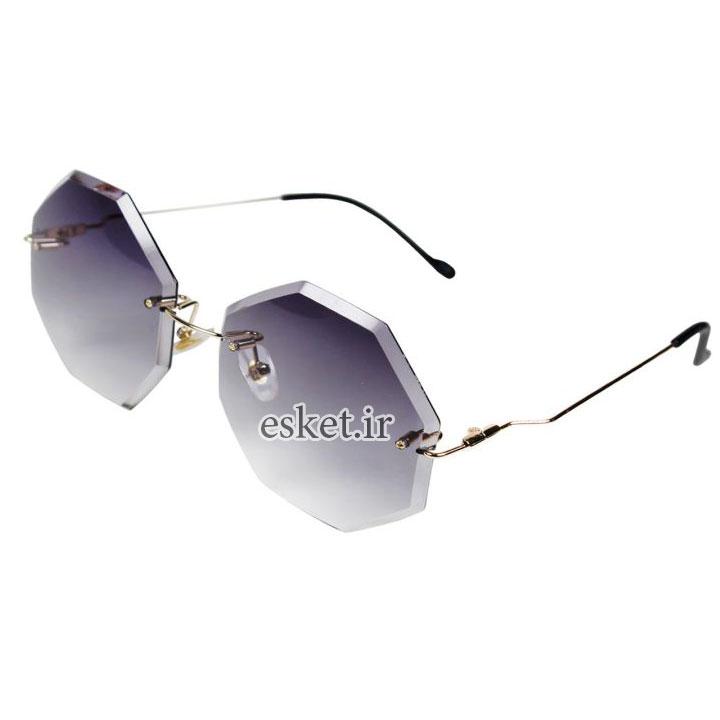 عینک آفتابی زنانه شیک و جدید دیتیای مدل E01