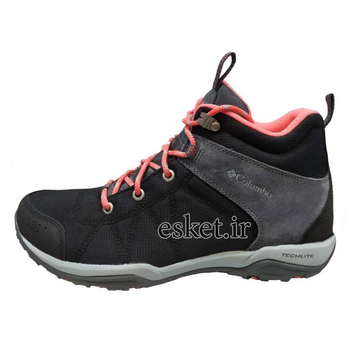 کفش کوهنوردی زنانه شیک کلمبیا کد Cl333