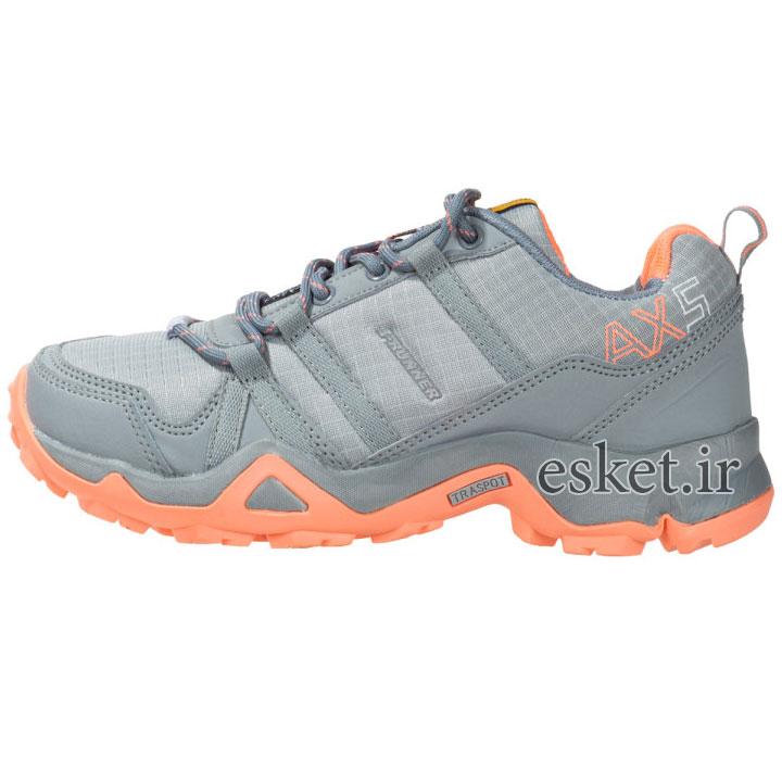 کفش کوهنوردی زنانه مدل I RUNNER AX5 PIN