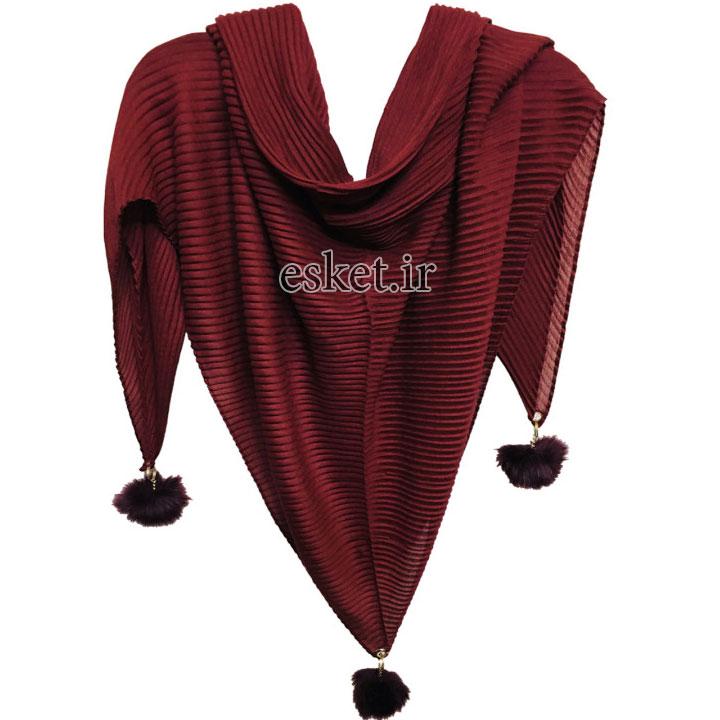 روسری زنانه کد 0206 - روسری زنانه زیبا و جدید