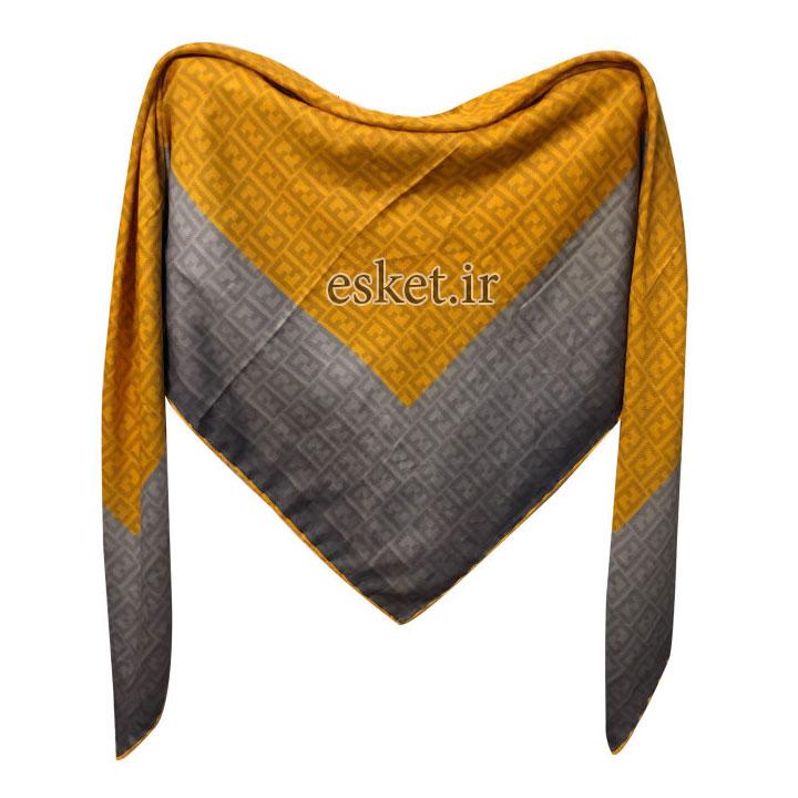 روسری زنانه زیبا و جدید مدل SK9081 غیر اصل
