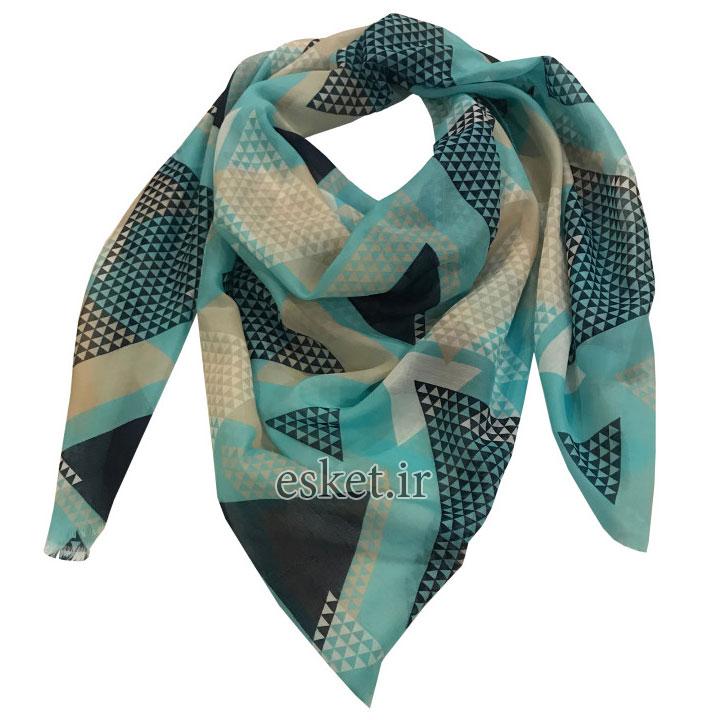 روسری زنانه کد 7001 - روسری زنانه زیبا و جدید