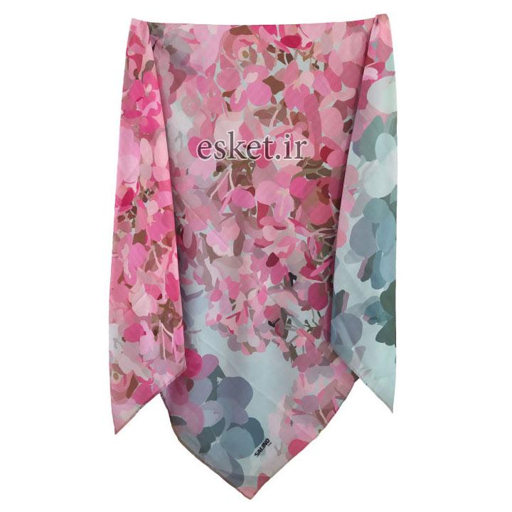 روسری زنانه زیبا و جدید کد SAL 3148