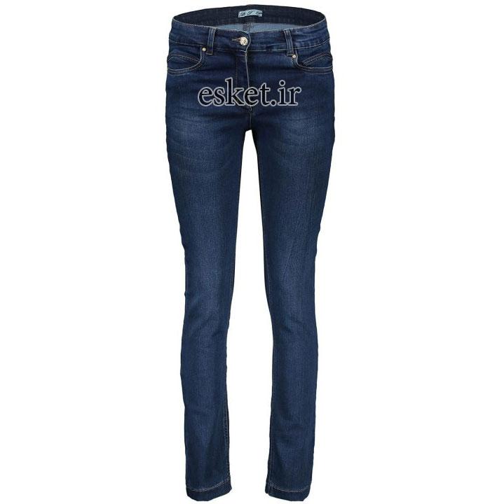 شلوار جین زنانه زیبا و جذاب مدل RF23