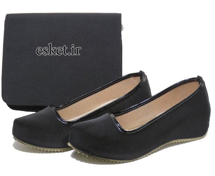 ست کیف و کفش زنانه زیبا کد PR800