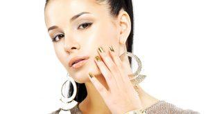 النگو طلا دخترانه جدید و زیبا