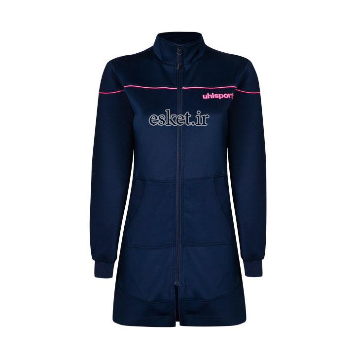 گرمکن ورزشی زنانه آلشپرت مدل WUH552-400 - گرمکن ورزشی زنانه زیبا و شیک