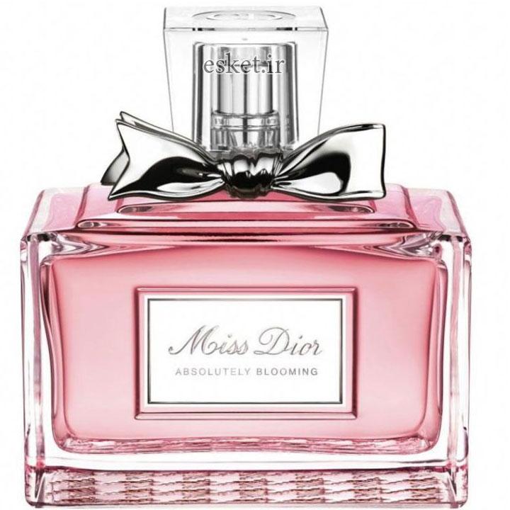 ادو پرفیوم زنانه دیور مدل Miss Dior Absolutely Blooming حجم 100 میلی لیتر - عطر زنانه خوشبو با ماندگاری بالا