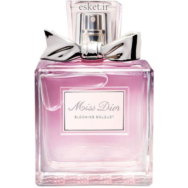 ادو تویلت زنانه دیور مدل Miss Dior Blooming Bouquet حجم 100 میلی لیتر - عطر زنانه خوشبو با ماندگاری بالا