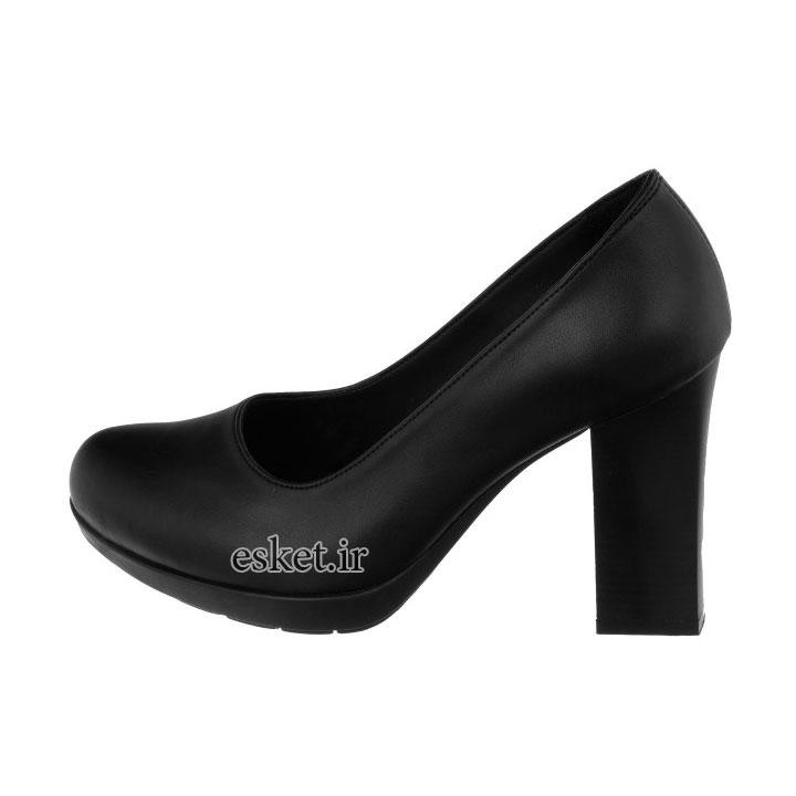 کفش زنانه ادورا کد 0672096 - کفش مجلسی زنانه جذاب