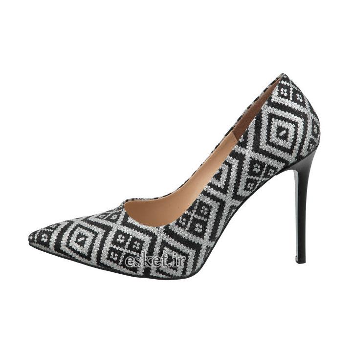 کفش مجلسی زنانه جذاب مدل لودشکا کد rs-357
