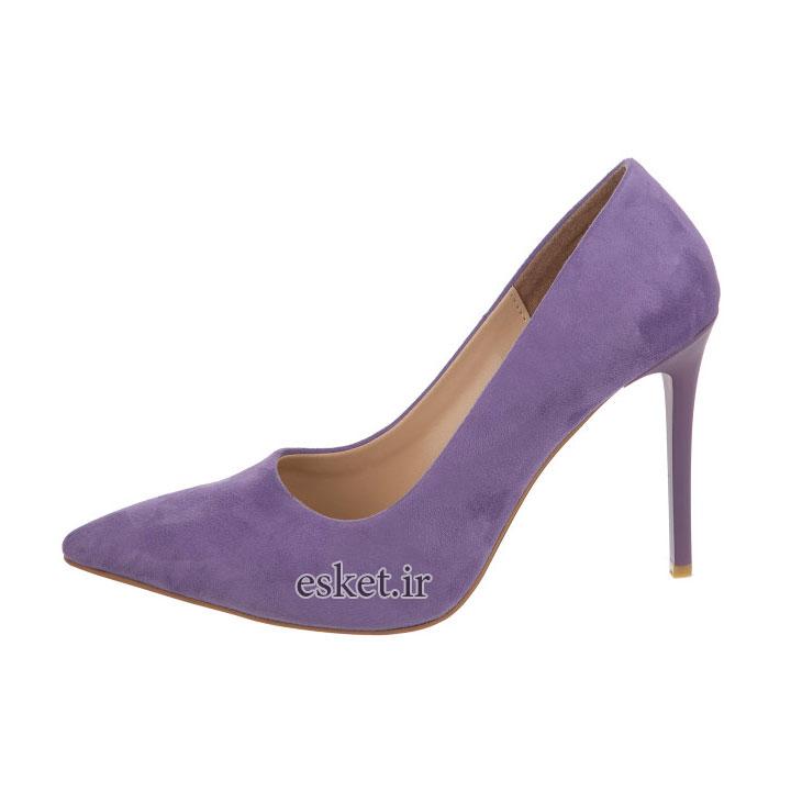 کفش زنانه مدل لودشکا کد rs-352 - کفش مجلسی زنانه جذاب