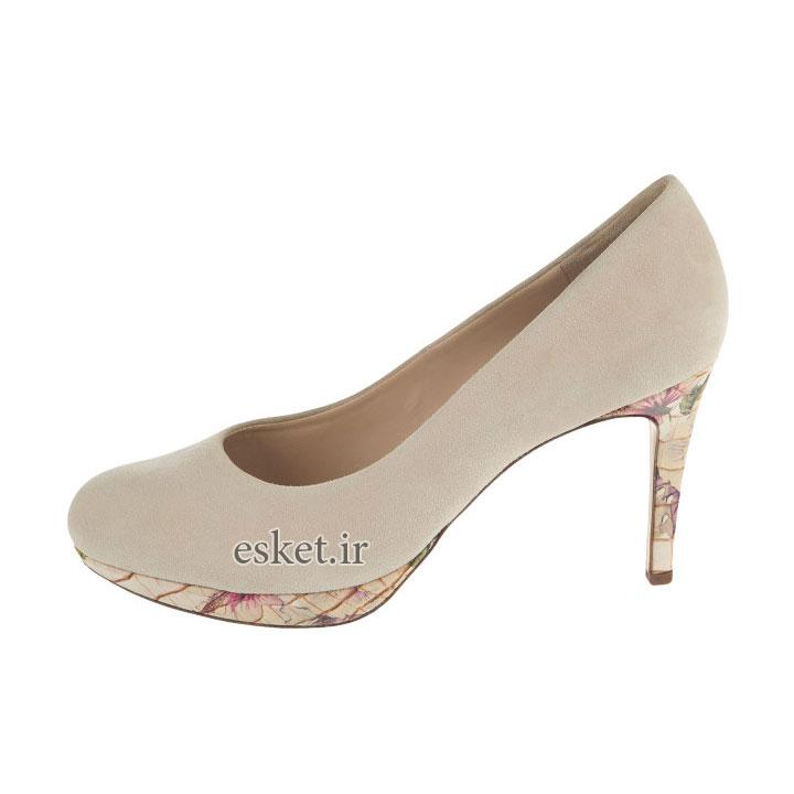کفش مجلسی زنانه جذاب هوگل مدل 5-108008-9900