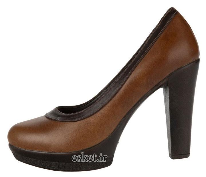 کفش مجلسی زنانه جذاب دلفارد مدل DL5124B500-137