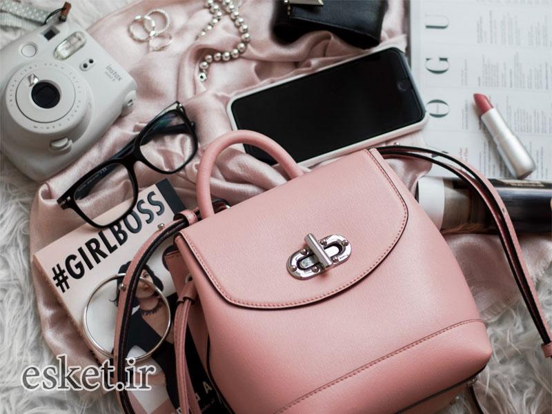 کیف زنانه شیک زیبا