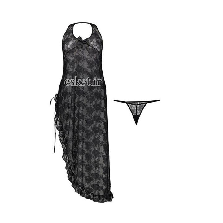 لباس خواب زنانه مدل K7 - ست لباس خواب زنانه زیبا