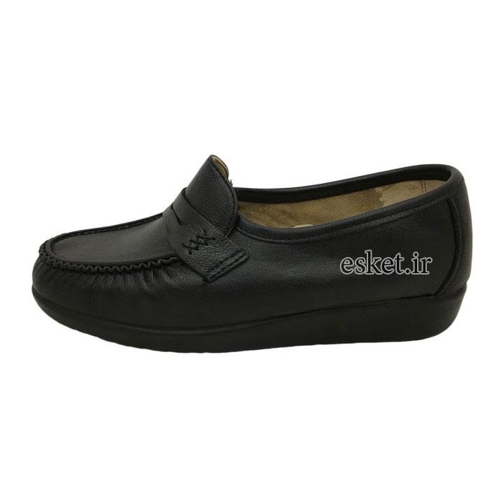 کفش راحتی نهرین مدل دکتر شول 1116 - کفش طبی زنانه زیبا