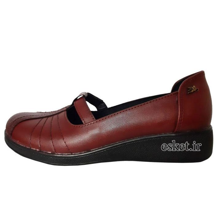 کفش طبی زنانه مدل ایتا کد 4703 غیر اصل - کفش طبی زنانه زیبا