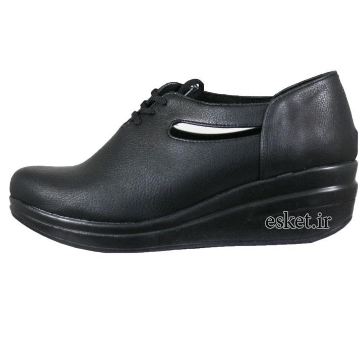 کفش طبی زنانه مدل SAR-SHABNM - کفش طبی زنانه زیبا