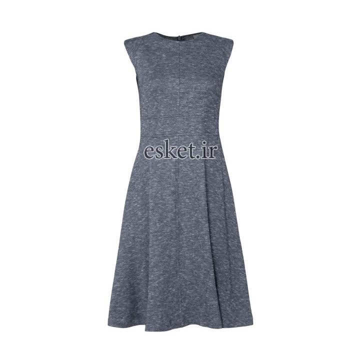 پیراهن زنانه جاستیفای مدل W0416039DO-1 - پیراهن مجلسی زنانه شیک جدید