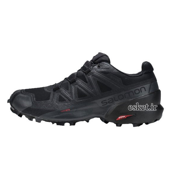 کفش مخصوص پیاده روی زنانه سالومون مدل 407954 - کفش مخصوص پیاده روی زنانه اصل