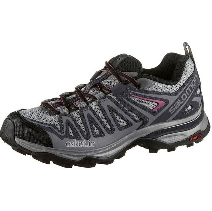 کفش مخصوص پیاده روی زنانه اصل سالومون مدل 407412 MIRACLE