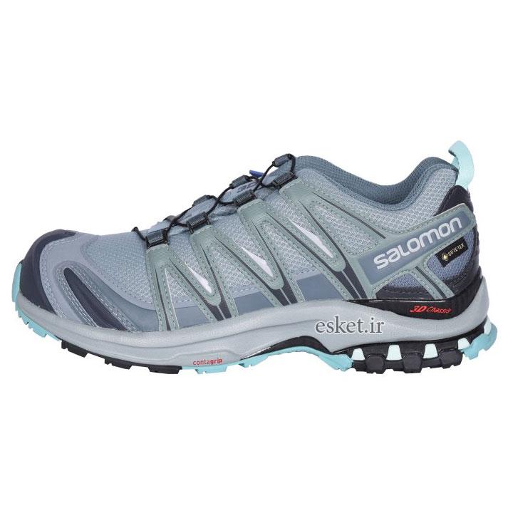 کفش مخصوص پیاده روی زنانه سالومون مدل MT 407906 - کفش مخصوص پیاده روی زنانه اصل
