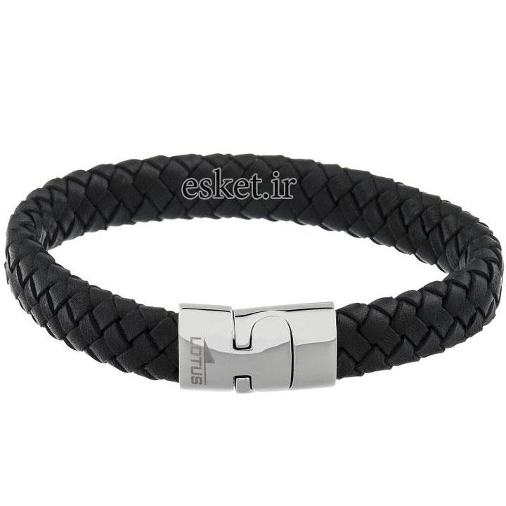 دستبند چرمی زنانه شیک لوتوس مدل LS1701 2/2