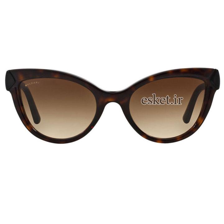 عینک آفتابی زنانه اصل بولگاری مدل BV-8156B-5400-50413