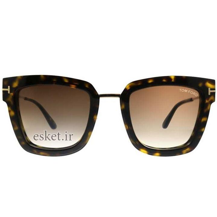 عینک آفتابی زنانه اصل تام فورد مدل TF 5735 2F