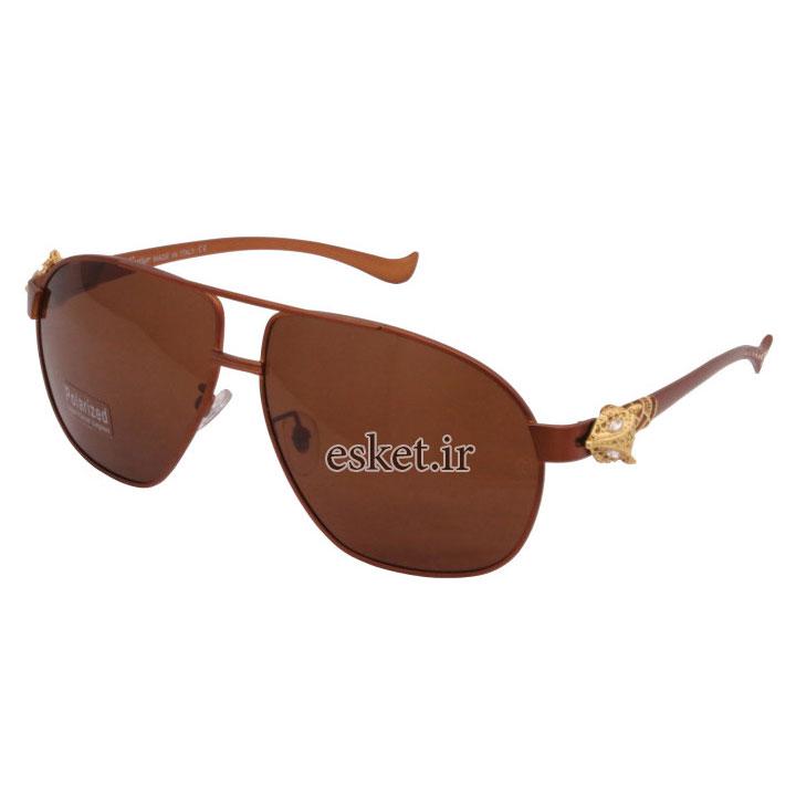 عینک آفتابی زنانه اصل کارتیه مدل 820097BN