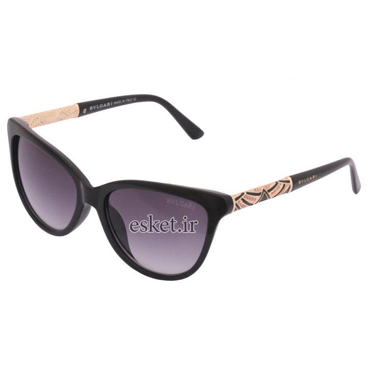 عینک آفتابی زنانه اصل بولگاری مدل 8174
