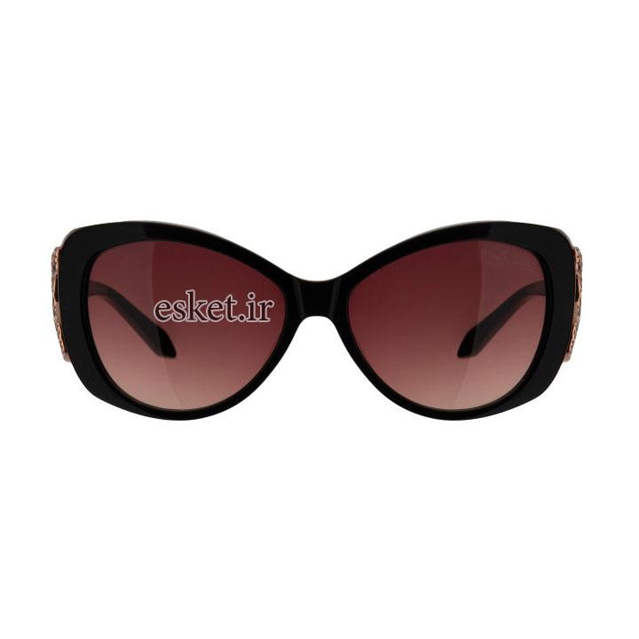 عینک آفتابی زنانه اصل روبرتو کاوالی مدل 956